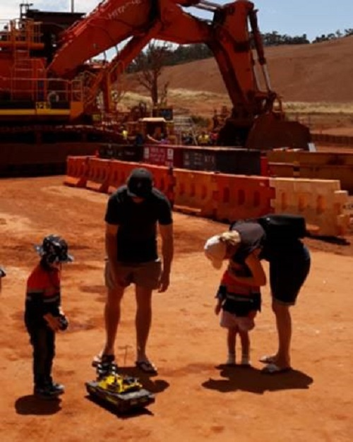 South32 Boddington Bauxite Mine Open Day